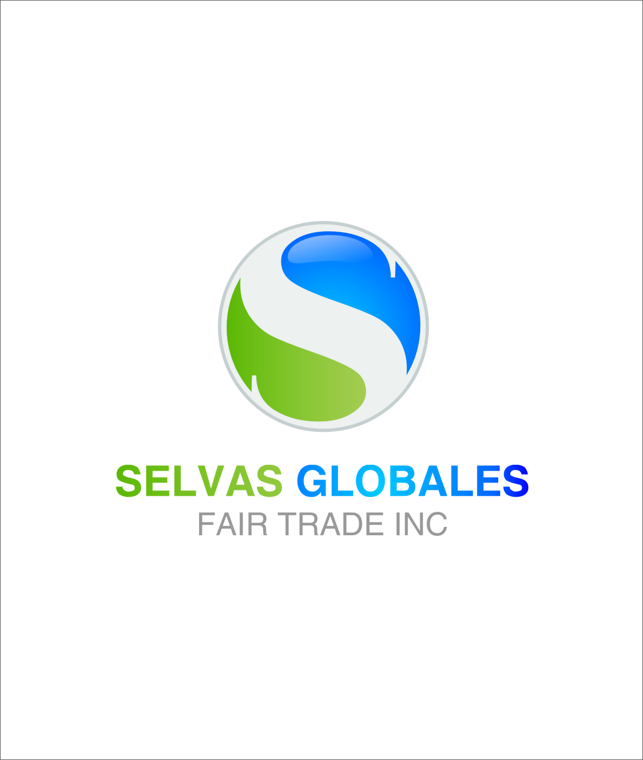 Logo Design by RasYa Muhammad Athaya - Entry No. 12 in the Logo Design Contest Captivating Logo Design for Selvas Globales Fair Trade Inc..