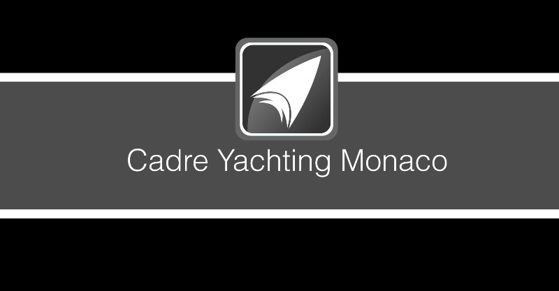 Logo Design by Crispin Jr Vasquez - Entry No. 83 in the Logo Design Contest New Logo Design for Cadre Yachting Monaco.