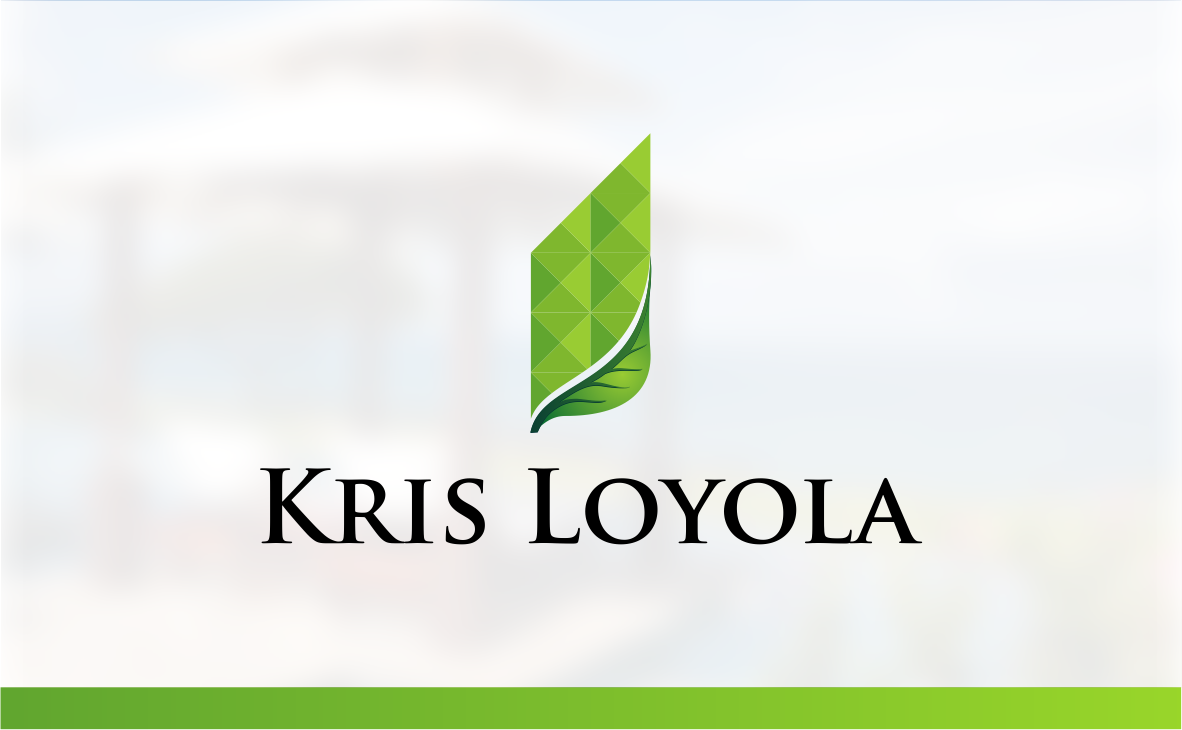 Logo Design by Eriek Bagus - Entry No. 157 in the Logo Design Contest Kris Loyola Logo Design.