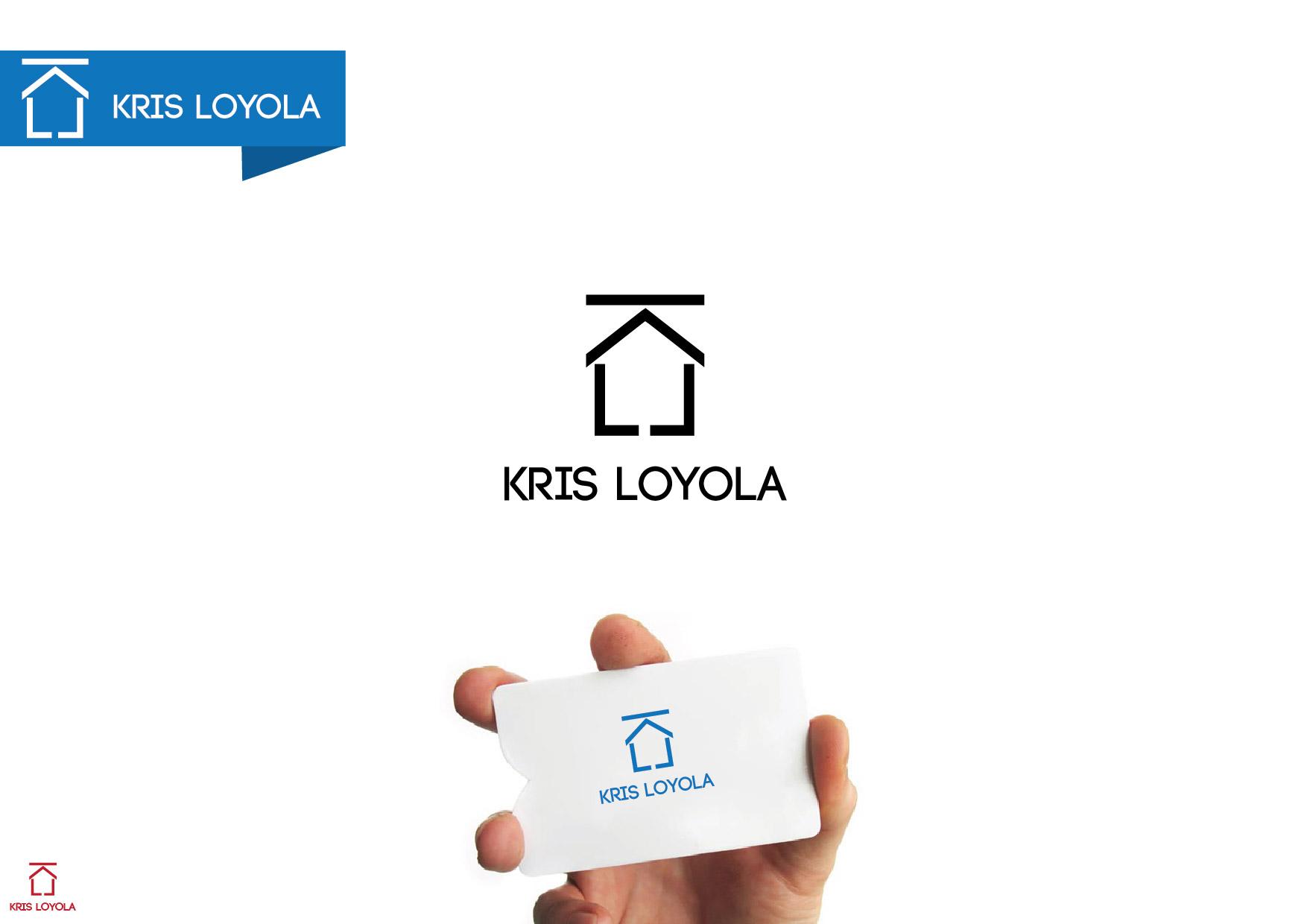 Logo Design by Bojan Oreskovic - Entry No. 161 in the Logo Design Contest Kris Loyola Logo Design.