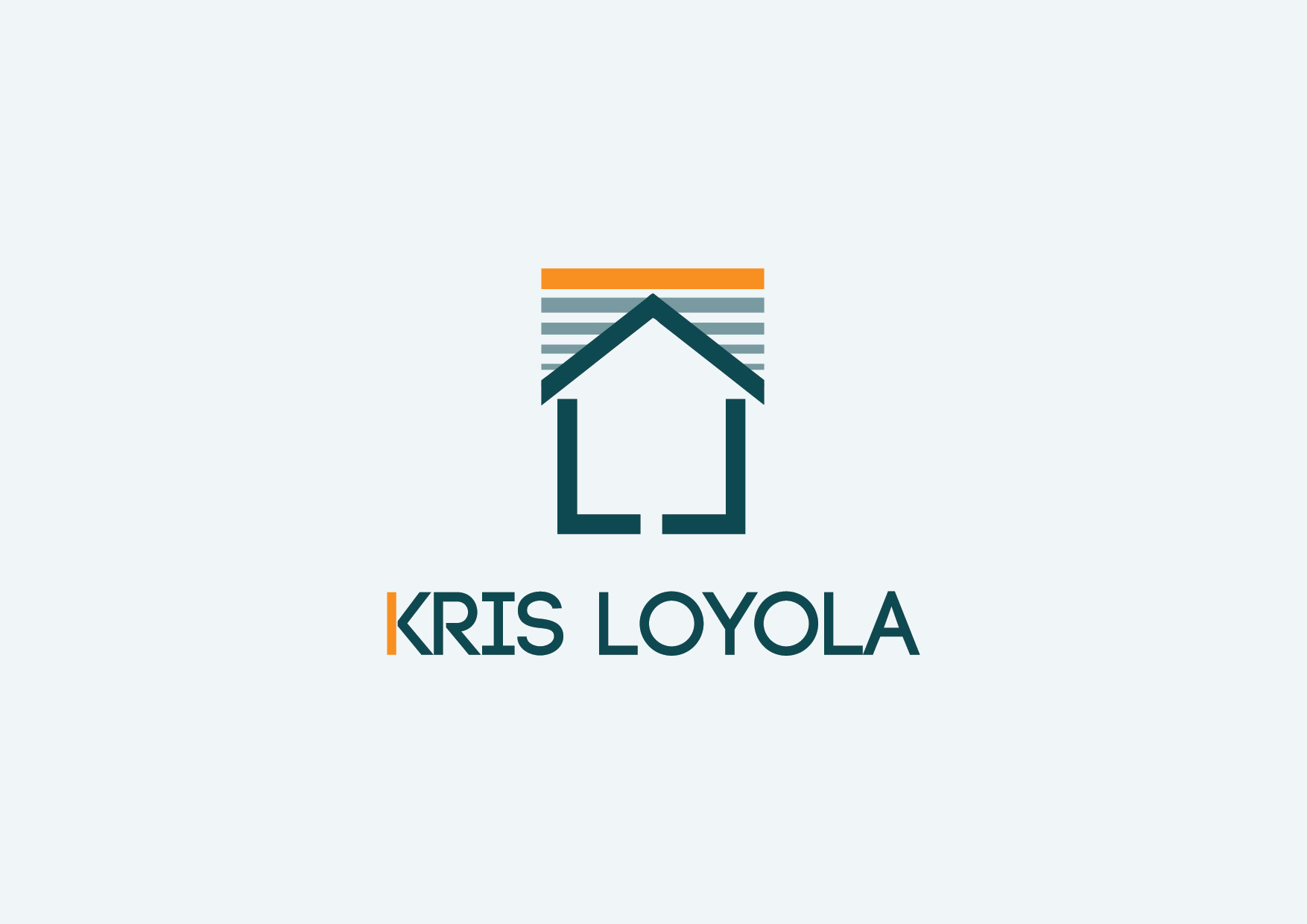 Logo Design by Bojan Oreskovic - Entry No. 162 in the Logo Design Contest Kris Loyola Logo Design.