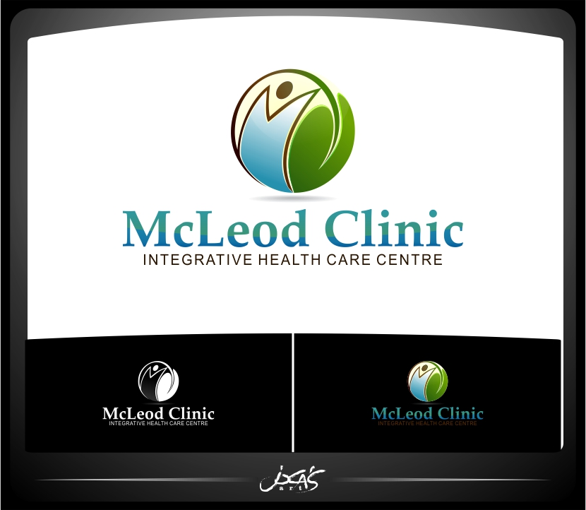 Logo Design by joca - Entry No. 60 in the Logo Design Contest Creative Logo Design for McLeod Clinic.