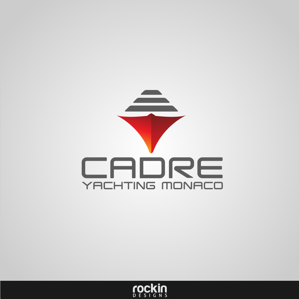 Logo Design by rockin - Entry No. 89 in the Logo Design Contest New Logo Design for Cadre Yachting Monaco.