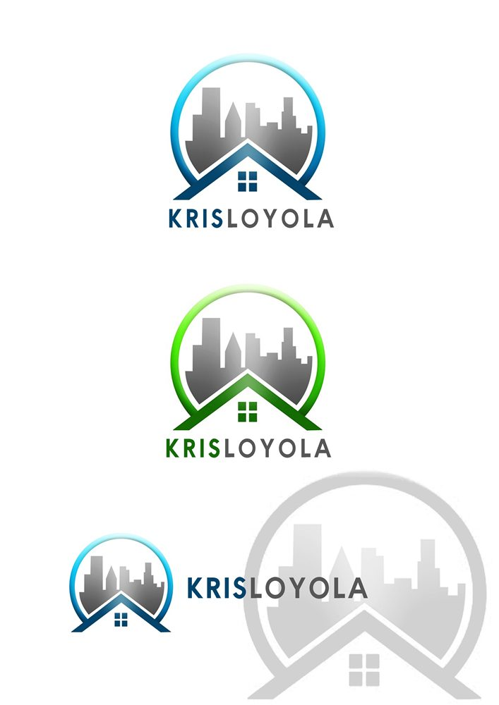 Logo Design by Respati Himawan - Entry No. 163 in the Logo Design Contest Kris Loyola Logo Design.