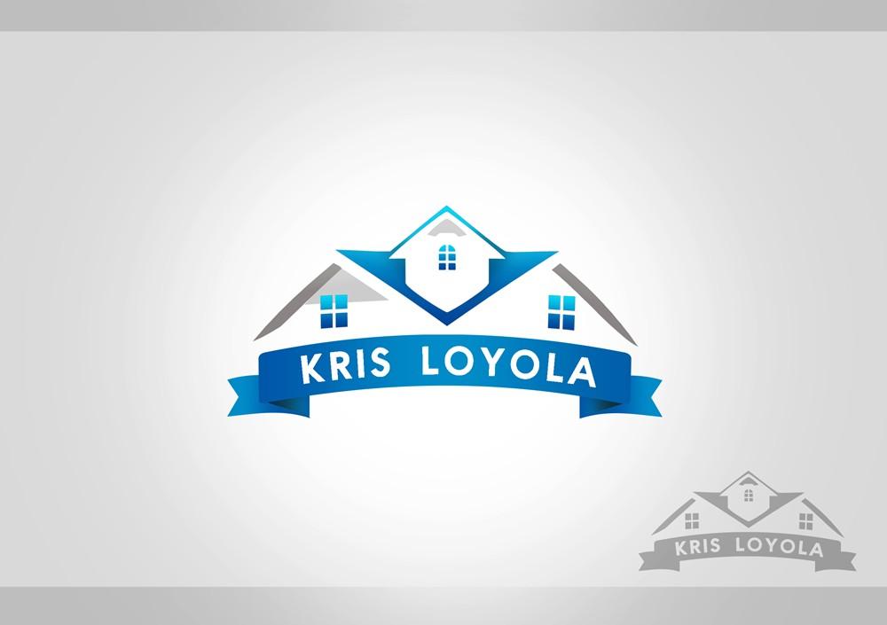 Logo Design by Respati Himawan - Entry No. 164 in the Logo Design Contest Kris Loyola Logo Design.