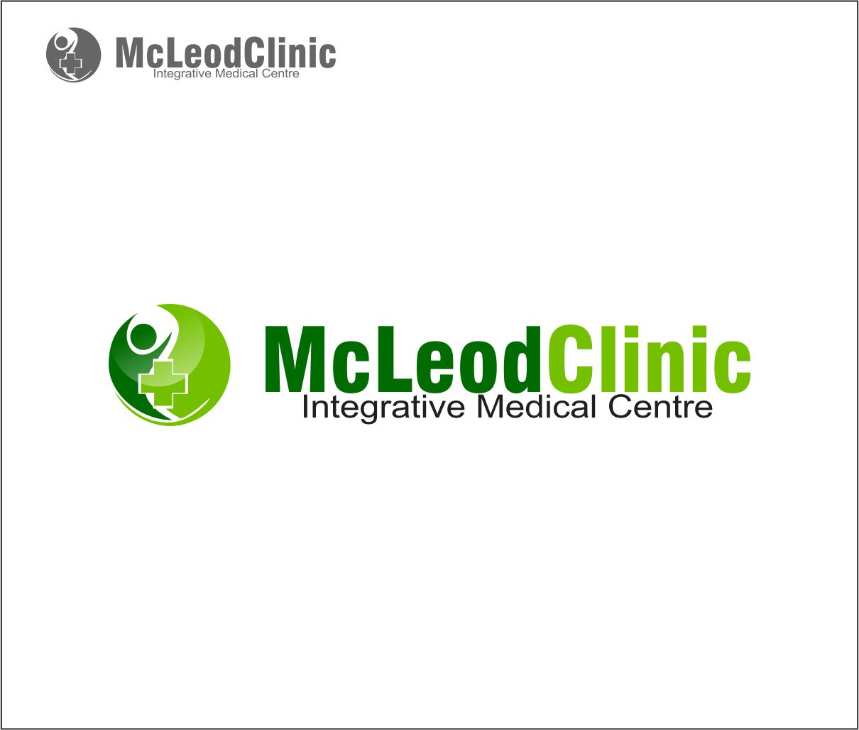 Logo Design by Agus Martoyo - Entry No. 62 in the Logo Design Contest Creative Logo Design for McLeod Clinic.