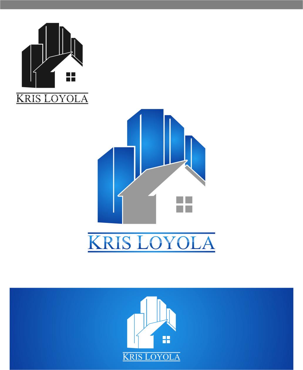 Logo Design by RasYa Muhammad Athaya - Entry No. 170 in the Logo Design Contest Kris Loyola Logo Design.