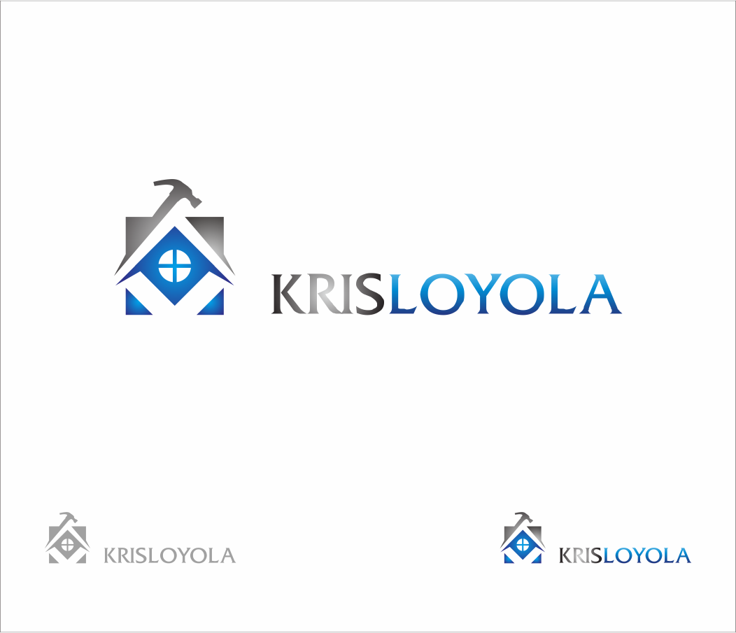 Logo Design by Armada Jamaluddin - Entry No. 171 in the Logo Design Contest Kris Loyola Logo Design.