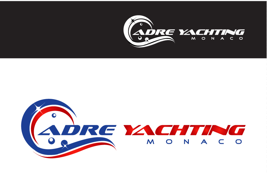 Logo Design by designerunlimited - Entry No. 98 in the Logo Design Contest New Logo Design for Cadre Yachting Monaco.