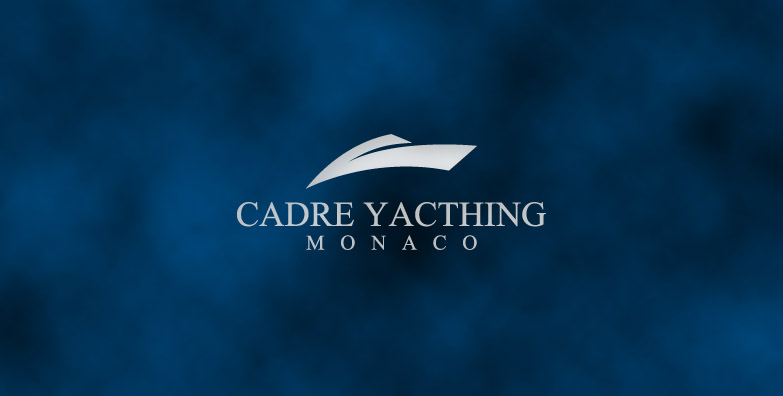 Logo Design by SERO - Entry No. 99 in the Logo Design Contest New Logo Design for Cadre Yachting Monaco.