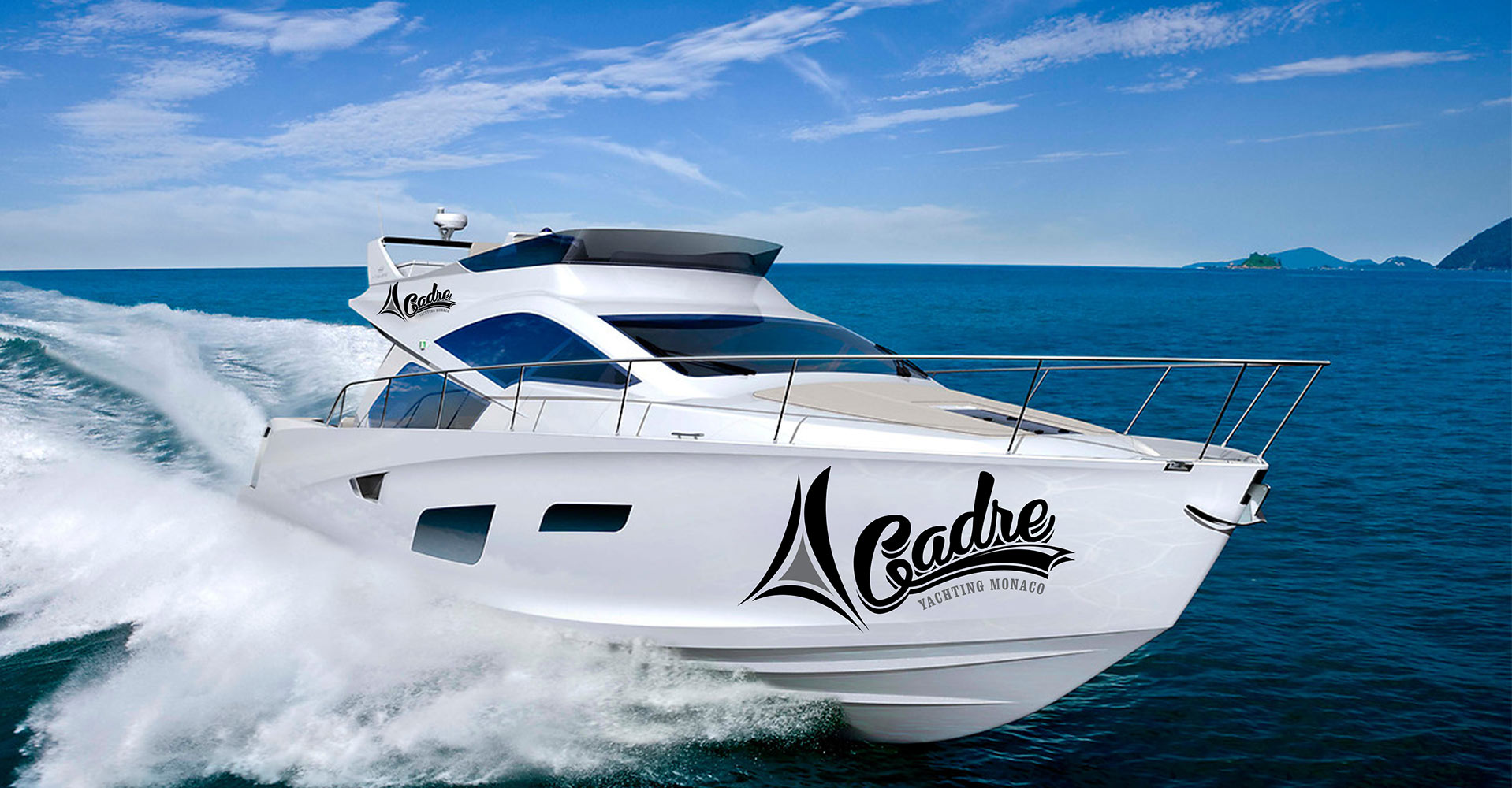 Logo Design by lagalag - Entry No. 101 in the Logo Design Contest New Logo Design for Cadre Yachting Monaco.