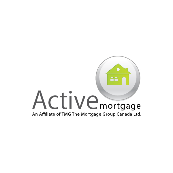 Logo Design by aesthetic-art - Entry No. 129 in the Logo Design Contest Active Mortgage Corp..