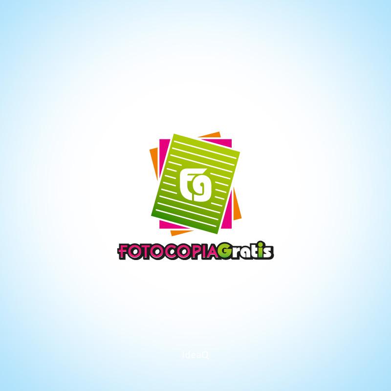 Logo Design by Private User - Entry No. 35 in the Logo Design Contest Inspiring Logo Design for Fotocopiagratis.