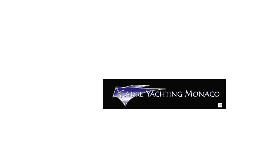 Logo Design by jojotiangco - Entry No. 111 in the Logo Design Contest New Logo Design for Cadre Yachting Monaco.