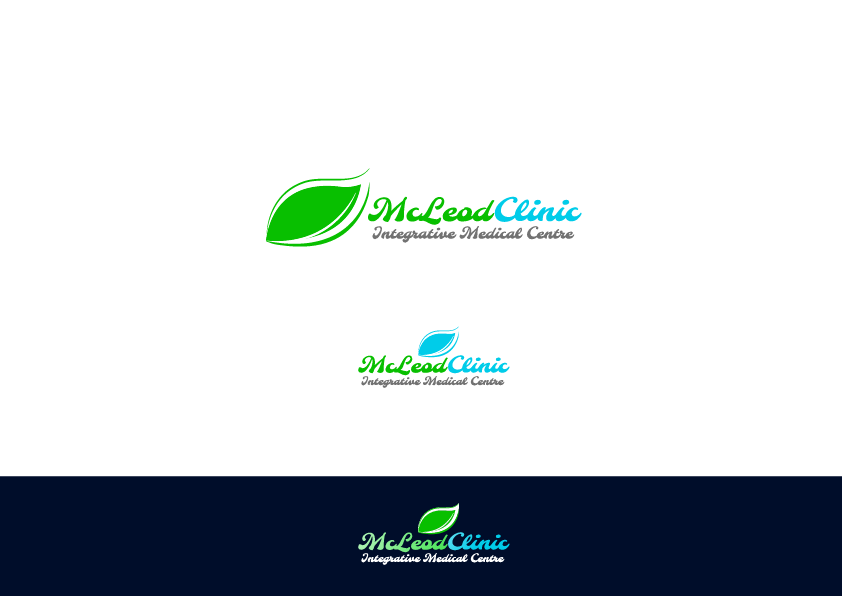 Logo Design by Private User - Entry No. 69 in the Logo Design Contest Creative Logo Design for McLeod Clinic.