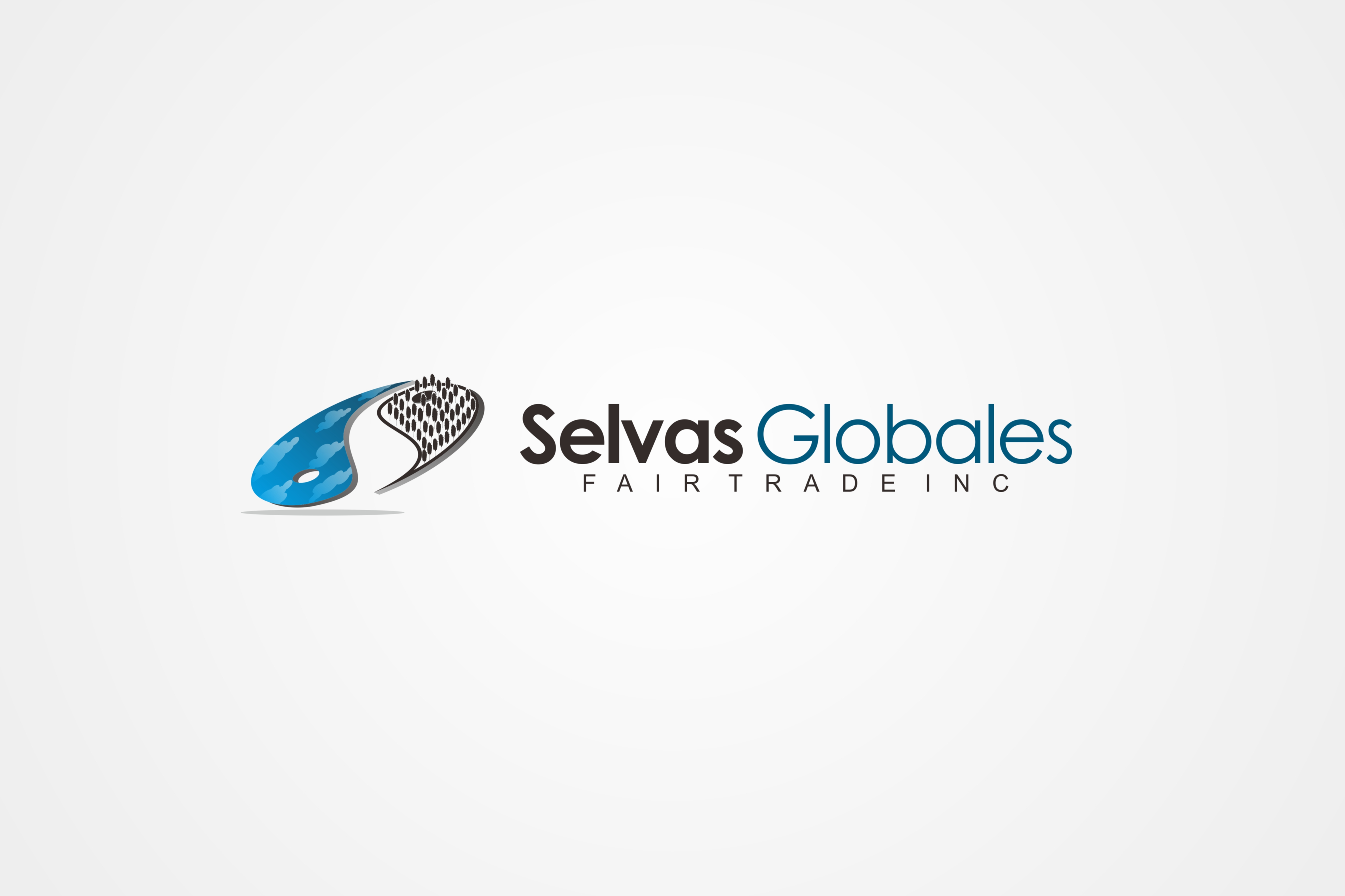 Logo Design by Private User - Entry No. 23 in the Logo Design Contest Captivating Logo Design for Selvas Globales Fair Trade Inc..