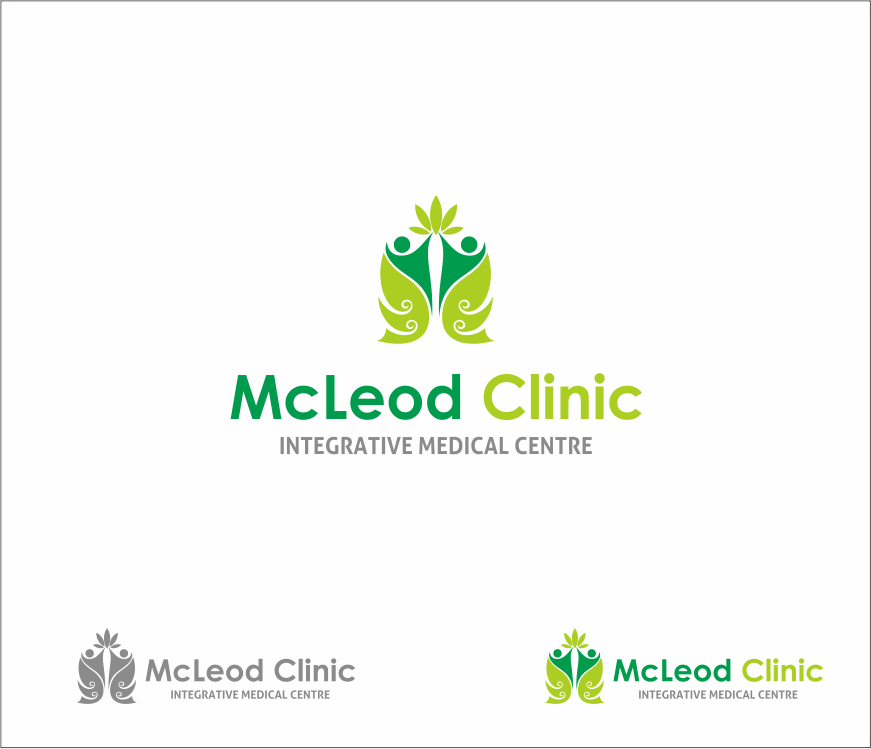 Logo Design by Armada Jamaluddin - Entry No. 70 in the Logo Design Contest Creative Logo Design for McLeod Clinic.