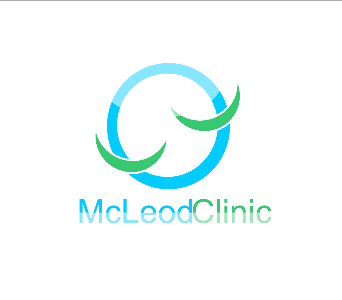 Logo Design by Anchino Yntong - Entry No. 71 in the Logo Design Contest Creative Logo Design for McLeod Clinic.