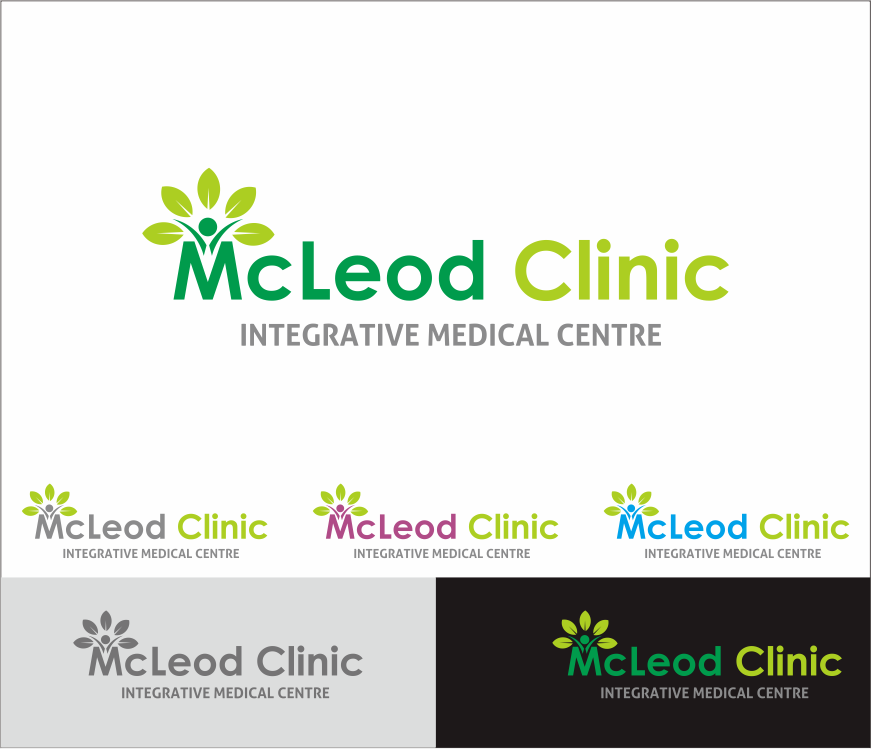 Logo Design by Armada Jamaluddin - Entry No. 72 in the Logo Design Contest Creative Logo Design for McLeod Clinic.