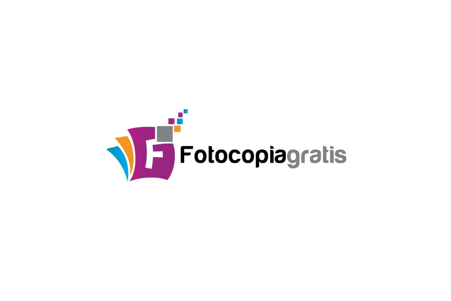 Logo Design by Private User - Entry No. 43 in the Logo Design Contest Inspiring Logo Design for Fotocopiagratis.