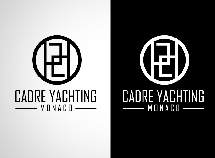 Logo Design by Jan Chua - Entry No. 115 in the Logo Design Contest New Logo Design for Cadre Yachting Monaco.