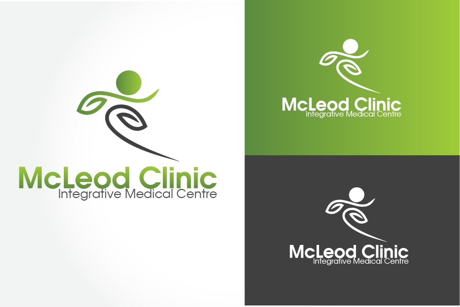 Logo Design by Private User - Entry No. 79 in the Logo Design Contest Creative Logo Design for McLeod Clinic.