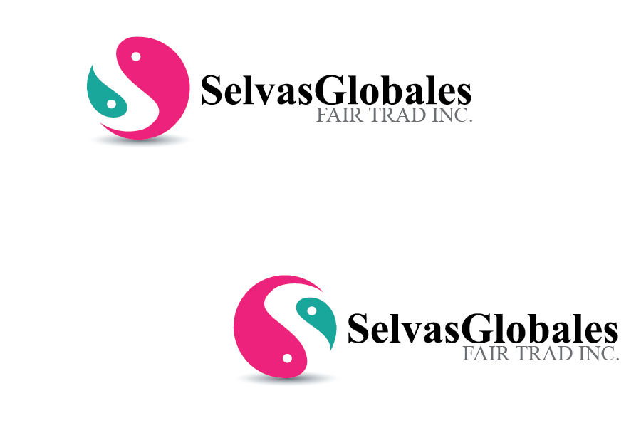 Logo Design by Private User - Entry No. 31 in the Logo Design Contest Captivating Logo Design for Selvas Globales Fair Trade Inc..