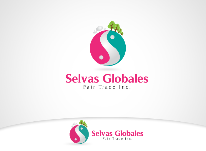 Logo Design by Jan Chua - Entry No. 33 in the Logo Design Contest Captivating Logo Design for Selvas Globales Fair Trade Inc..