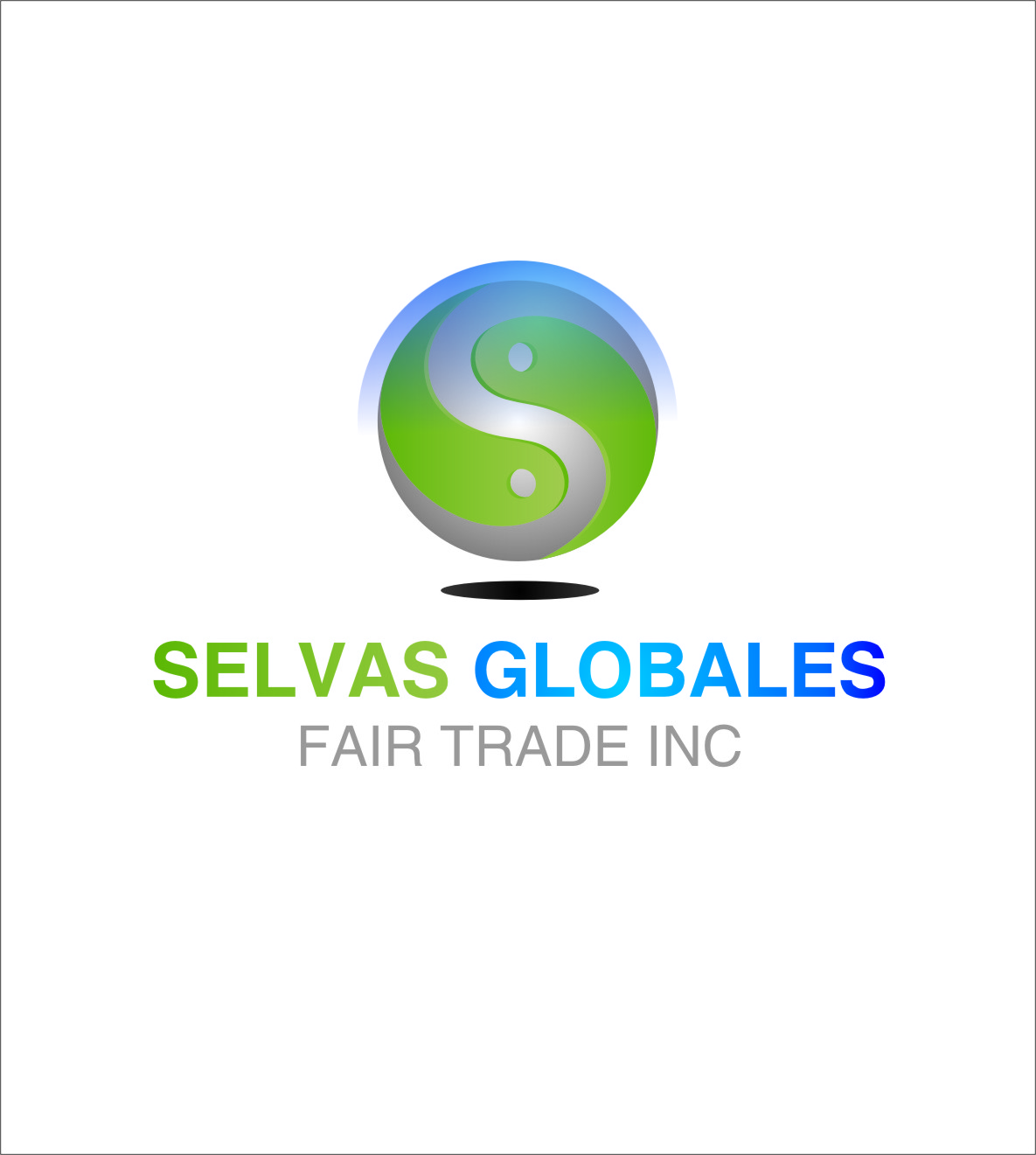 Logo Design by Ngepet_art - Entry No. 34 in the Logo Design Contest Captivating Logo Design for Selvas Globales Fair Trade Inc..