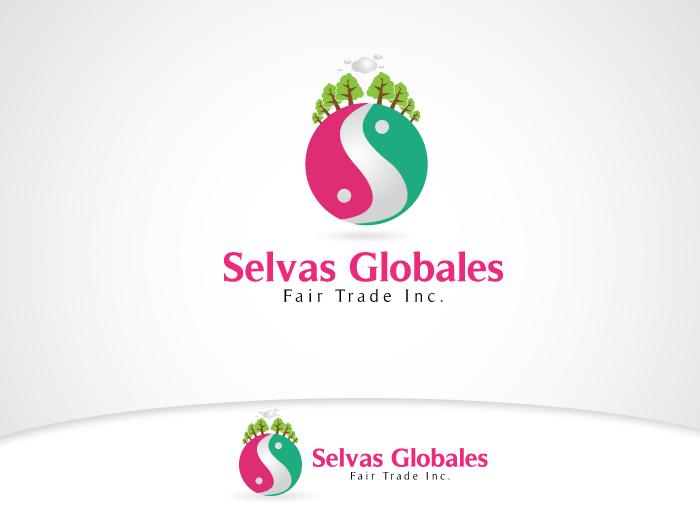 Logo Design by Jan Chua - Entry No. 35 in the Logo Design Contest Captivating Logo Design for Selvas Globales Fair Trade Inc..