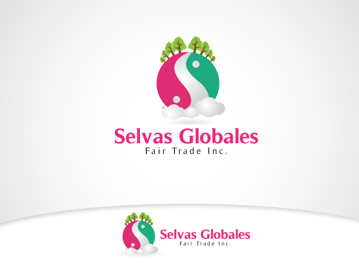 Logo Design by Jan Chua - Entry No. 36 in the Logo Design Contest Captivating Logo Design for Selvas Globales Fair Trade Inc..