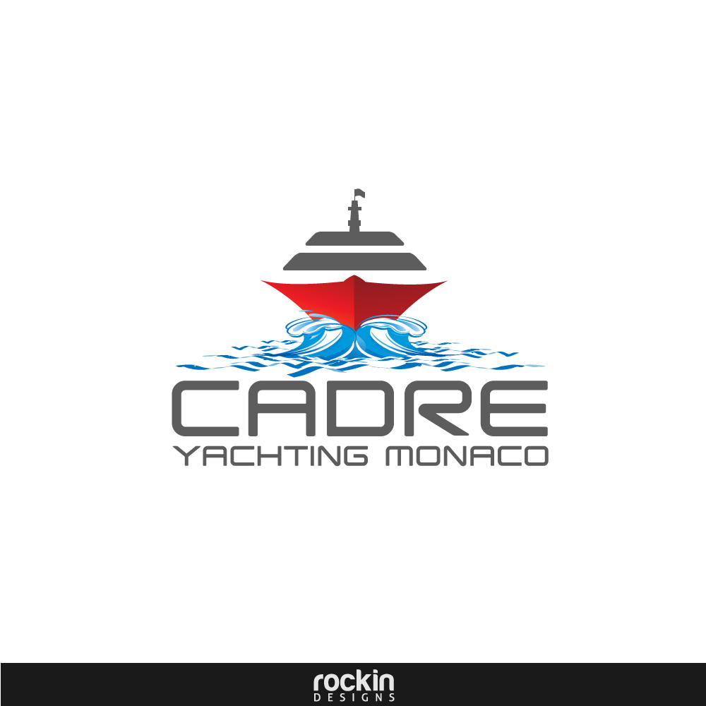 Logo Design by rockin - Entry No. 118 in the Logo Design Contest New Logo Design for Cadre Yachting Monaco.
