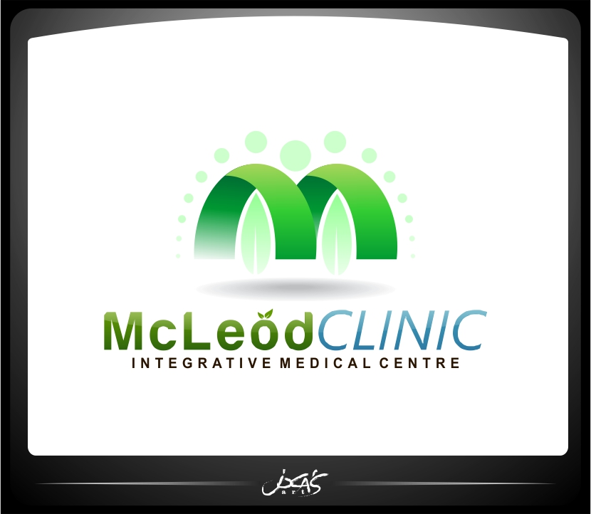 Logo Design by joca - Entry No. 82 in the Logo Design Contest Creative Logo Design for McLeod Clinic.