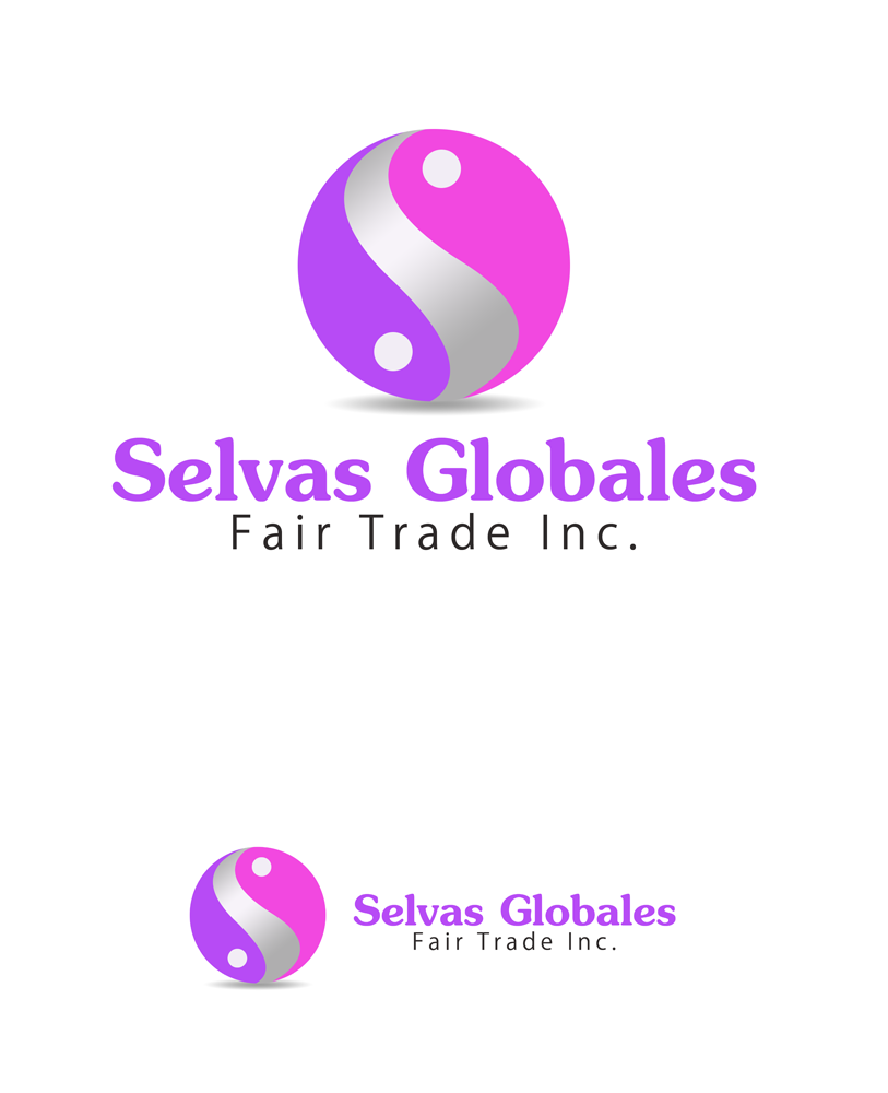 Logo Design by Private User - Entry No. 40 in the Logo Design Contest Captivating Logo Design for Selvas Globales Fair Trade Inc..
