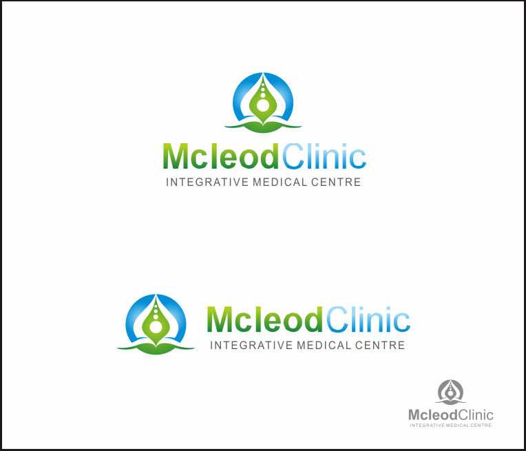 Logo Design by Armada Jamaluddin - Entry No. 89 in the Logo Design Contest Creative Logo Design for McLeod Clinic.