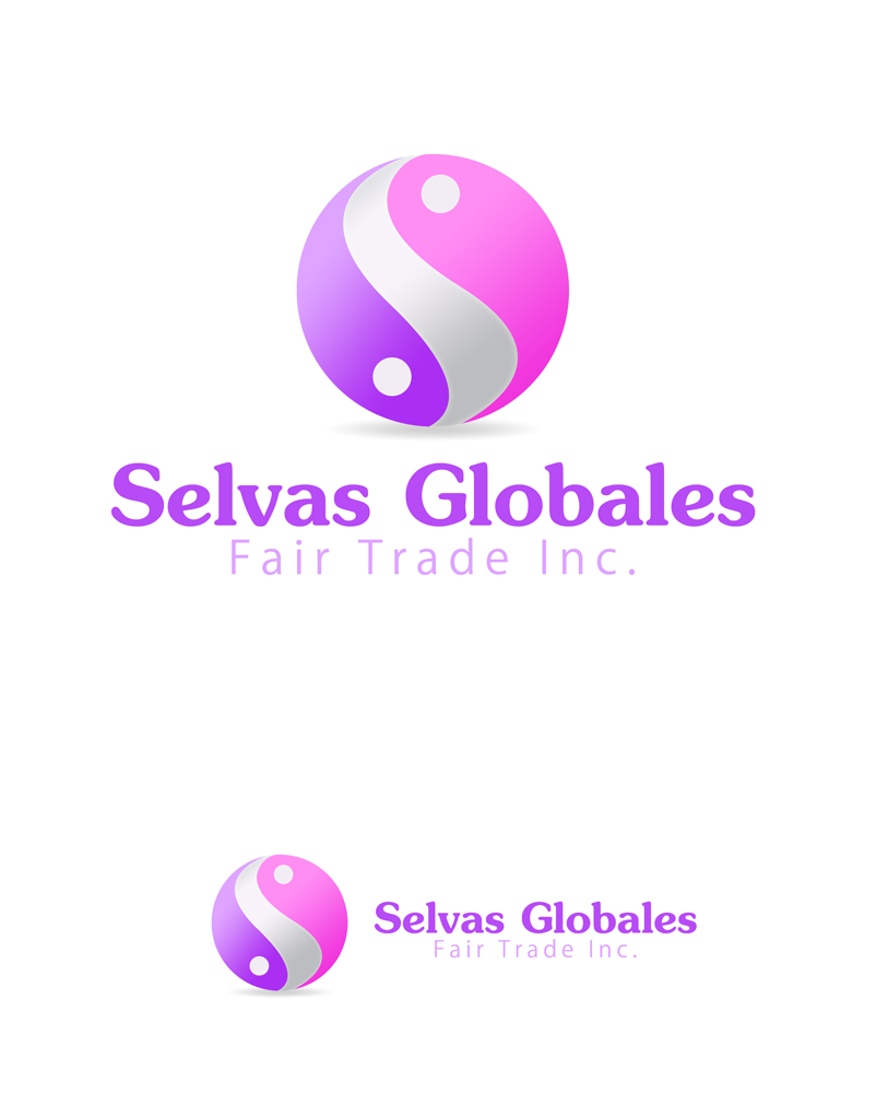 Logo Design by Private User - Entry No. 41 in the Logo Design Contest Captivating Logo Design for Selvas Globales Fair Trade Inc..