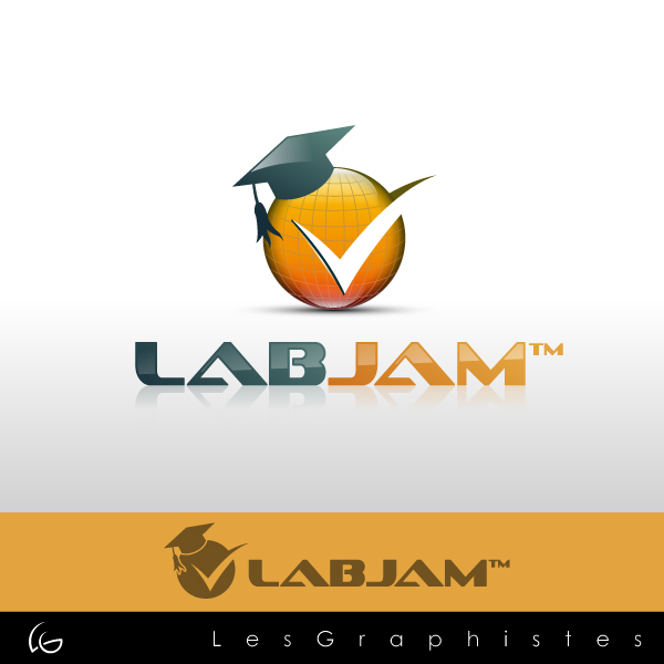 Logo Design by Les-Graphistes - Entry No. 11 in the Logo Design Contest Labjam.