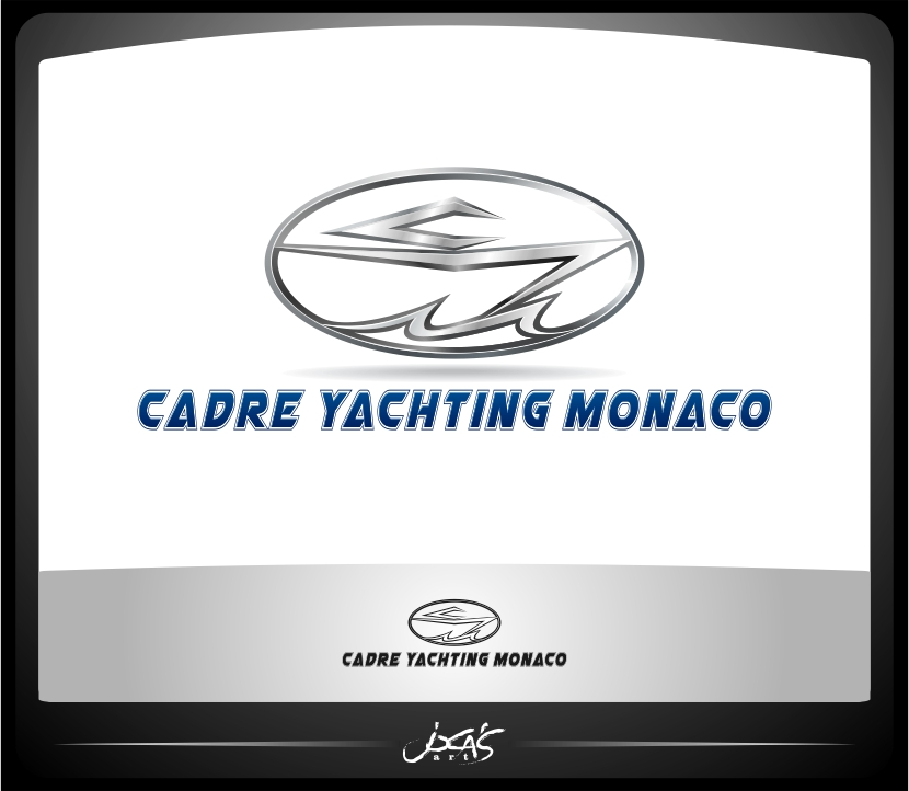 Logo Design by joca - Entry No. 123 in the Logo Design Contest New Logo Design for Cadre Yachting Monaco.