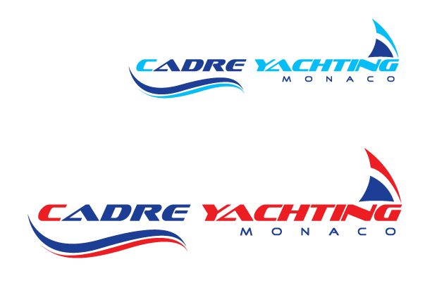 Logo Design by designerunlimited - Entry No. 124 in the Logo Design Contest New Logo Design for Cadre Yachting Monaco.