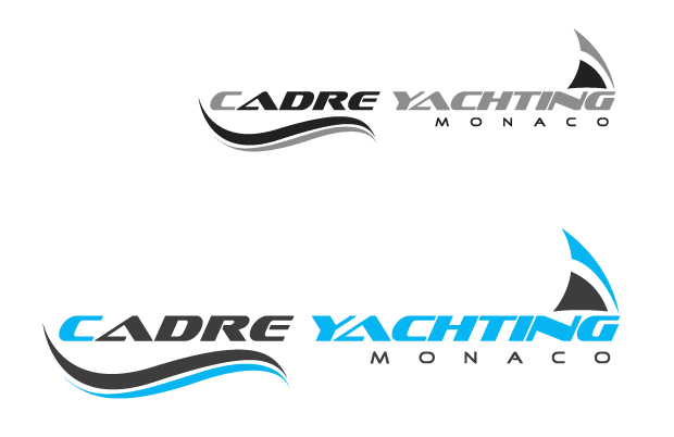 Logo Design by designerunlimited - Entry No. 125 in the Logo Design Contest New Logo Design for Cadre Yachting Monaco.