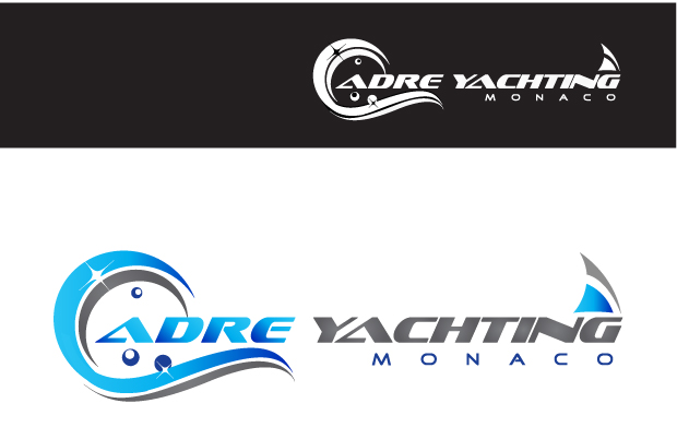 Logo Design by designerunlimited - Entry No. 129 in the Logo Design Contest New Logo Design for Cadre Yachting Monaco.