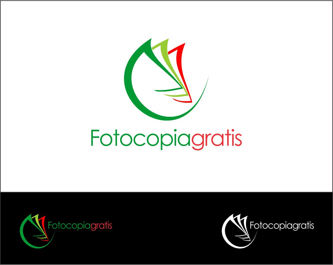 Logo Design by Agus Martoyo - Entry No. 58 in the Logo Design Contest Inspiring Logo Design for Fotocopiagratis.