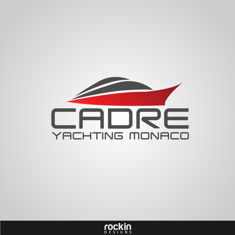 Logo Design by rockin - Entry No. 135 in the Logo Design Contest New Logo Design for Cadre Yachting Monaco.