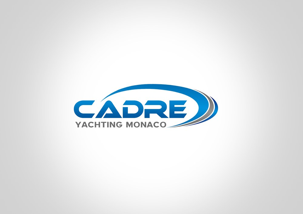 Logo Design by Respati Himawan - Entry No. 139 in the Logo Design Contest New Logo Design for Cadre Yachting Monaco.