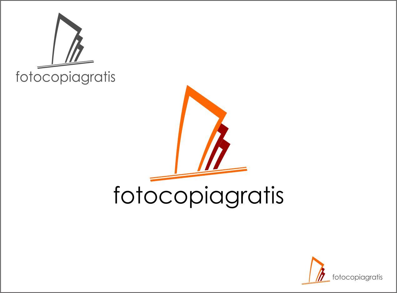 Logo Design by Agus Martoyo - Entry No. 61 in the Logo Design Contest Inspiring Logo Design for Fotocopiagratis.