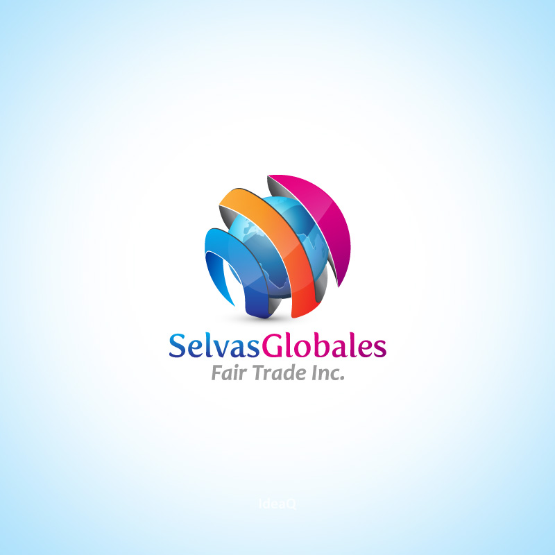 Logo Design by Private User - Entry No. 46 in the Logo Design Contest Captivating Logo Design for Selvas Globales Fair Trade Inc..