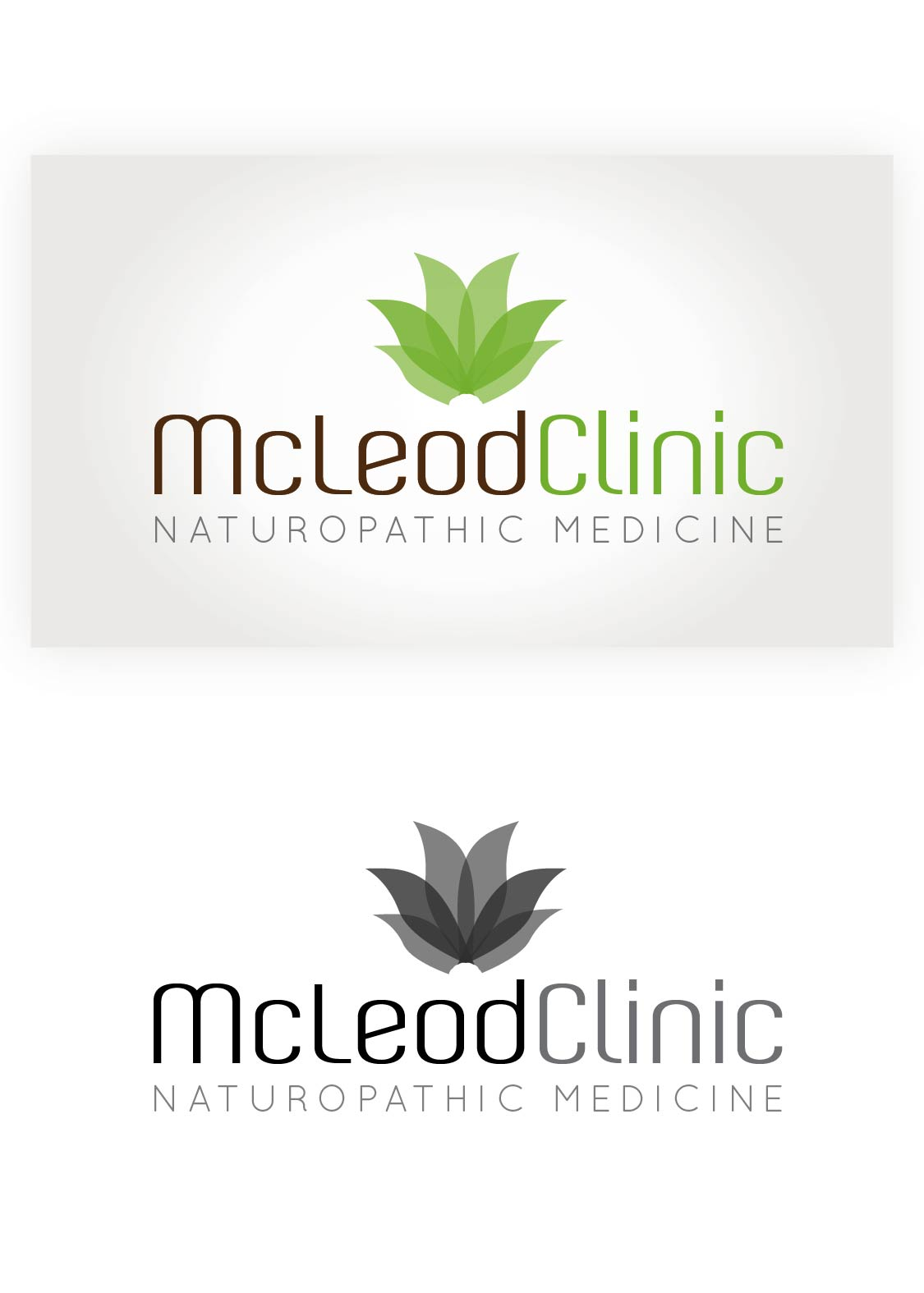Logo Design by Gnnosch - Entry No. 112 in the Logo Design Contest Creative Logo Design for McLeod Clinic.