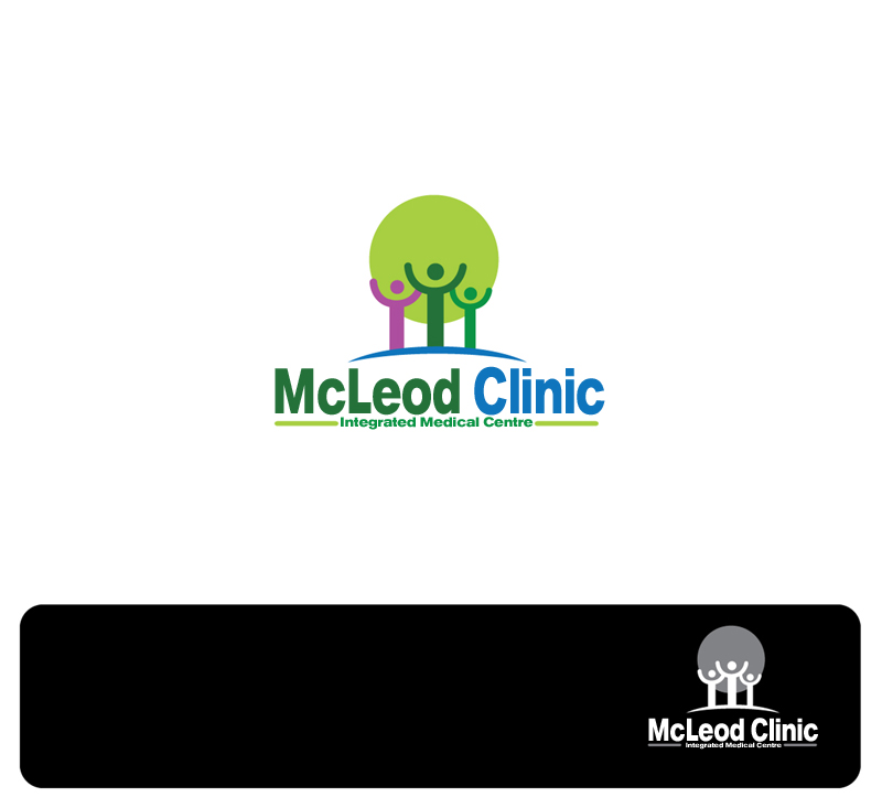 Logo Design by SPARX NEW - Entry No. 113 in the Logo Design Contest Creative Logo Design for McLeod Clinic.