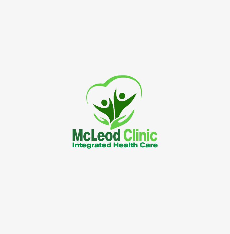 Logo Design by SPARX NEW - Entry No. 114 in the Logo Design Contest Creative Logo Design for McLeod Clinic.