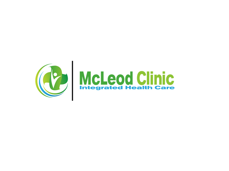 Logo Design by SPARX NEW - Entry No. 117 in the Logo Design Contest Creative Logo Design for McLeod Clinic.